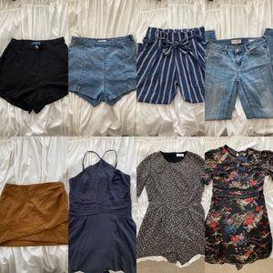 XS Clothing Lot/Bundle